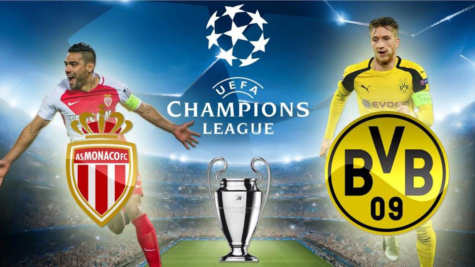Prediksi AS Monaco vs Borussia Dortmund
